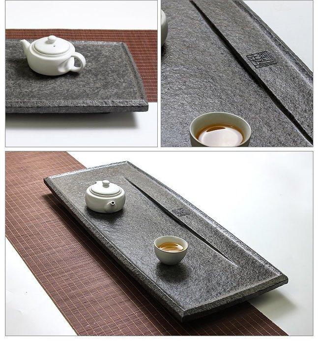 【萬寶路-天水一線茶盤】特價 茶具茶盤/ 石茶磐/ Tea board / Stone / Tea Ware