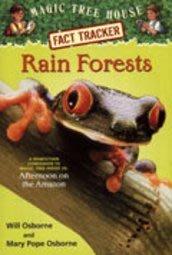 *小貝比的家*MTH FACT TRACKER-- RAIN FORESTS/平裝
