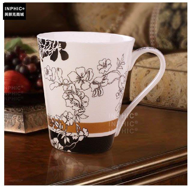INPHIC-創意杯子大容量馬克杯陶瓷牛奶杯骨瓷咖啡杯水杯_S00669C