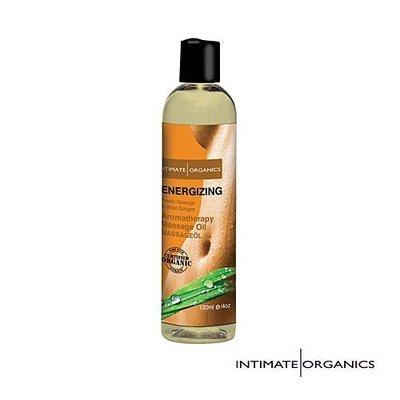 @加拿大INTIMATE.Energize Massage Oil 柑橘 & 野薑 香薰按摩油_120ml