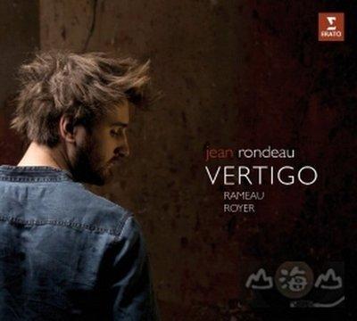 大鍵琴的巴洛克狂想 Vertigo/尚隆多   Jean Rondeau ---2564697458
