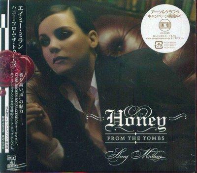 K - Amy Millan - Honey From The Tombs - 日版 +2BONUS - NEW
