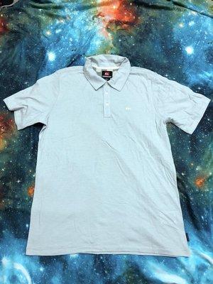 [SSS]美國衝浪品牌 quiksilver polo衫-6