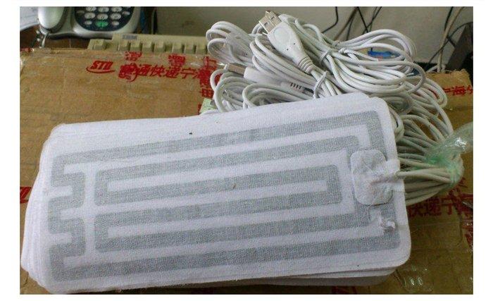 DC5V USB接頭寵物用發熱片.8*18CM
