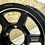 【A-651】 16吋鋁圈 5/139.7 5孔139.7 亮黑 專用 Suzuki Jimny 6.5J ET0