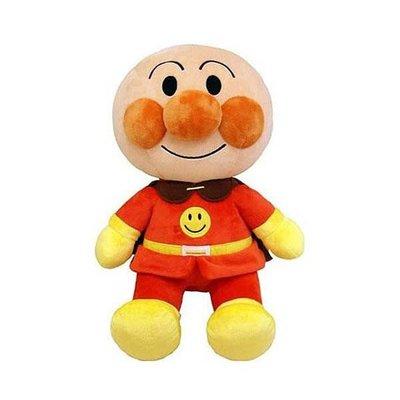 ..☆.。.【麵包超人】☆.Local 版。S毛絨小人型玩偶~現貨☆.。.:*