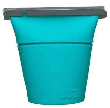 【LUUMI】BOWL 加拿大 100%白金矽膠外食帶 附收納袋 桶身可自立 環保食物袋