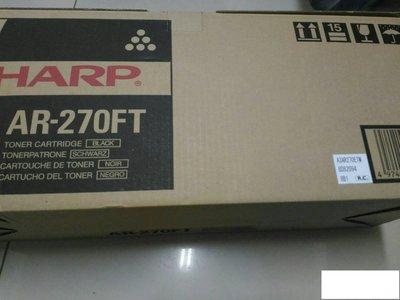 SHARP AR-270FT 原廠碳粉
