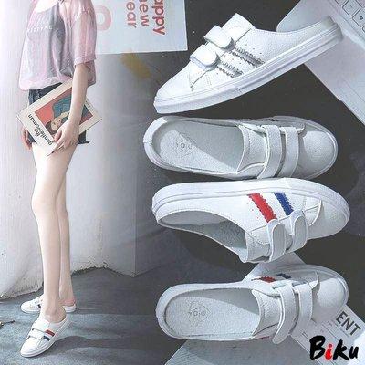 BIKU SHOES 韓國設計 透氣軟...