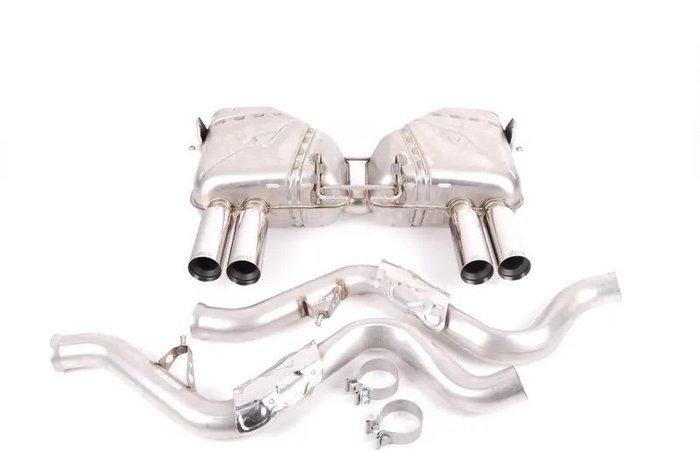 BMW M3 M PERFORMANCE 排氣管 BMW E90 E92 M3 M Performance 排氣管