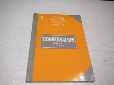 【考試院二手書】《Conversation》ISBN:0194370968│Oxford │七成新(B11Z44)
