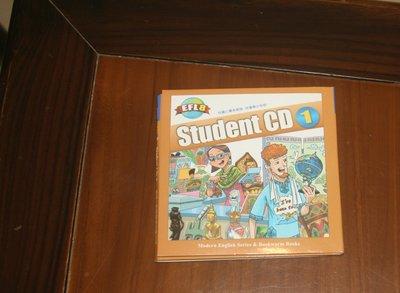 EFL8 何嘉仁菁英美語 兒童青少年班 第8級 Student CD 1 二手 有使用過 英文 英語