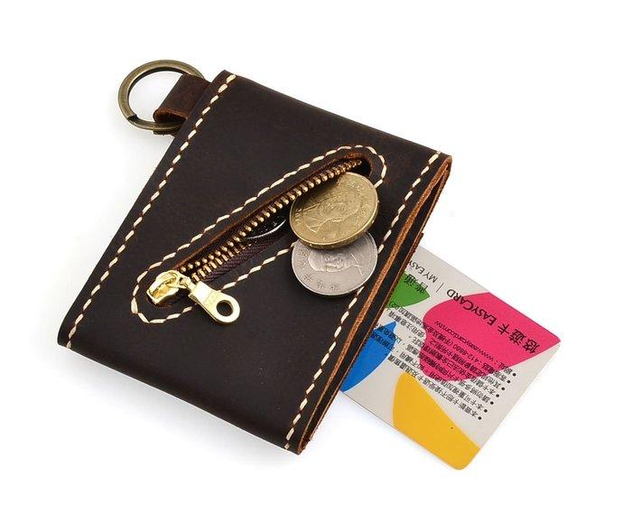 【U6.JP6 手工皮件】-手工皮件-純手工縫製零錢包&卡片夾/萬用包