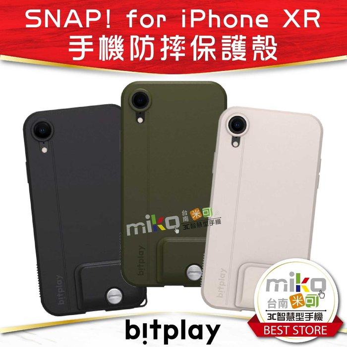 【中華東MIKO米可手機館】BitPlay SNAP! iPhone XR 照相手機殼 手機背蓋 保護殼 (IQ5)