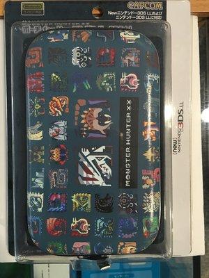 毛毛的窩 3DS 魔物獵人 XX MHXX Monster Hunter收納包 (日本)~保證全新未拆