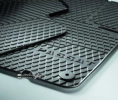 VW 福斯 德國原裝 VOTEX 腳踏墊 腳墊 踏墊 橡膠 防水墊 PASSAT B6 B7 R36