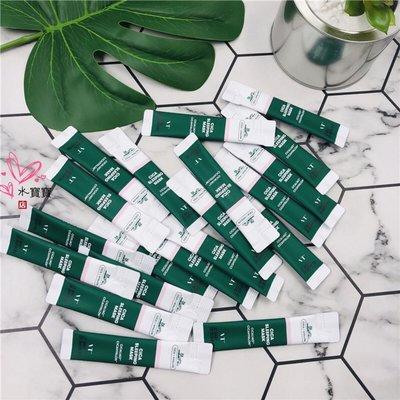 (現貨)睡出瑩潤少女肌~韓國VT老虎睡眠面膜10條 積雪草修護補水綠水鬼