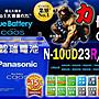 【鋐瑞電池】國際牌 日本製造 銀合金100D23...