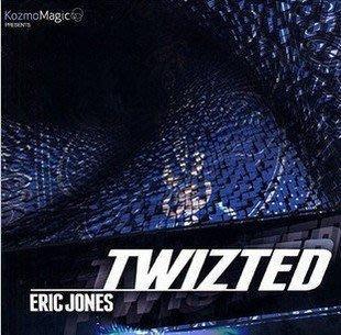 【意凡魔術小舖】瞬間變換轉移 Twizted by Eric Jones 街頭 視覺效果強 道具版