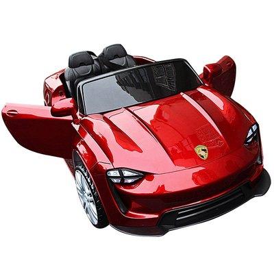 嬰兒童電動車四輪1-3帶遙控小孩4-5歲汽車女孩男孩寶寶玩具可坐人MJBL