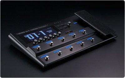 ♪♪學友樂器音響♪♪ BOSS GT-1000 吉他 綜合效果器 藍芽功能