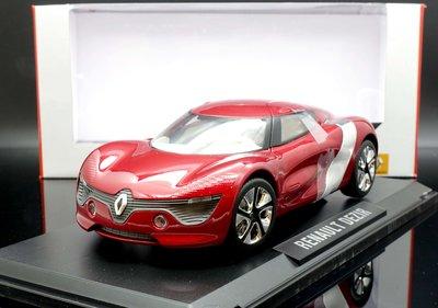 【M.A.S.H】現貨瘋狂價 KengFai 1/18 Renault DeZir Concept Car 2010