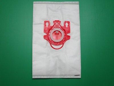 MIELE 吸塵器  Miele 吸塵器  HyClean  (FJM)系列 集塵袋 濾袋【3D紅色款 副廠品】