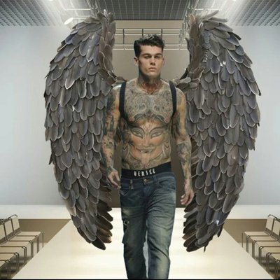 ☆翅膀1.2米【舞台表演拍照】☆訂購後4~10天到貨,代購價,不保固