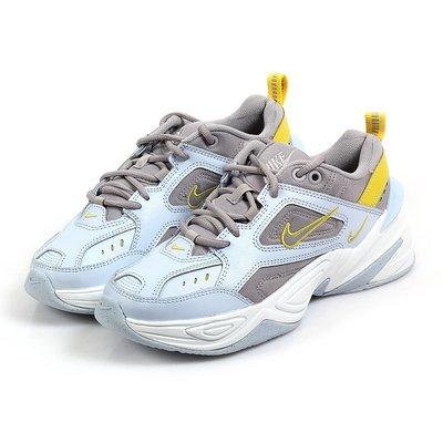 【吉米.tw】NIKE W M2K TEKNO 藍灰 復古 老爹鞋 皮革 拼接 街頭 女鞋 AO3108-403 MAR