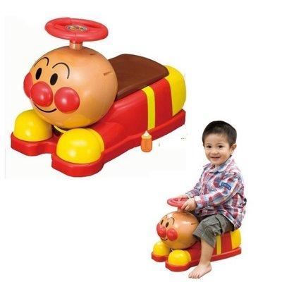 日本進口麵包超人寶寶滑步車 /彩盒包裝--自用送禮兩相宜