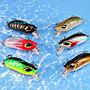 (訂單滿500超取免運費) 白帶魚休閒小鋪 ST-014-18 米諾 minnow 路亞 假餌 擬餌