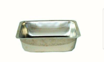 [泰裕餐具行] ~不銹鋼加深方盤~304不銹鋼方盤/白鐵方盤/加深方盤/茶盤/烤盤/水果盤 內