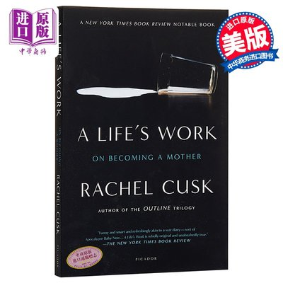 成為母親:一名知識女性的自白 英文原版 Life's Work: On Becoming a Mother Rachel