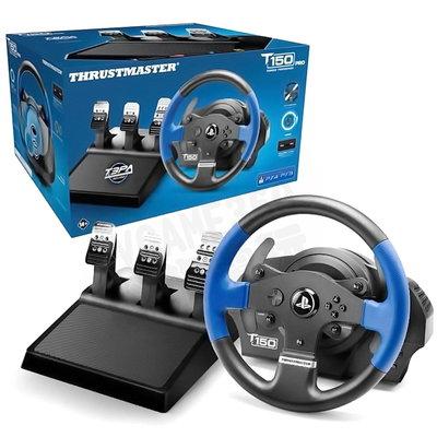 (宅配免運費)THRUSTMASTER T150 PRO 賽車方向盤 PS5 PS4 PS3 PC 台灣公司貨 台中