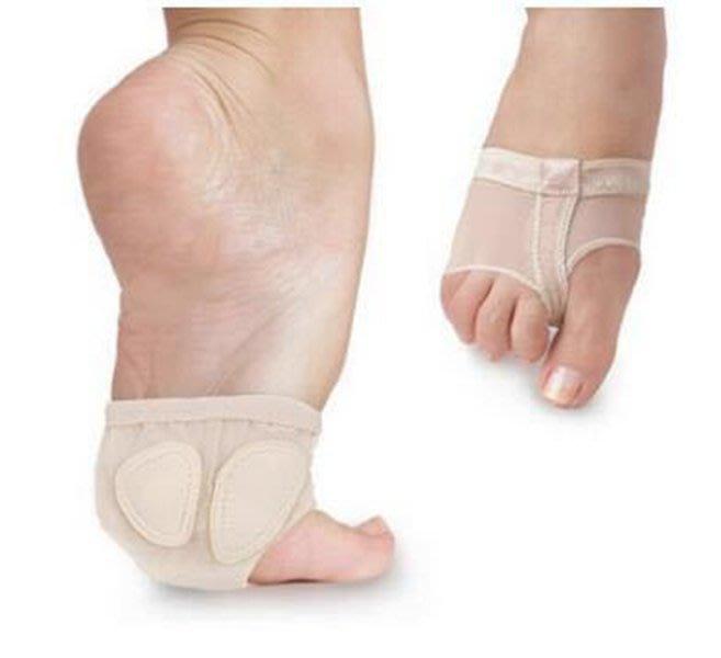 輕薄透氣,彈性面料舒適親膚,護腳神器 透氣防滑腳掌套(耐磨減壓保護腳套.舞鞋高跟鞋墊腳趾墊腳指墊.芭蕾舞蹈體操前腳掌防磨