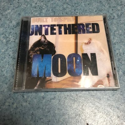 Untethered Moon Built to Spill 全新未拆封音樂CD@ba57160