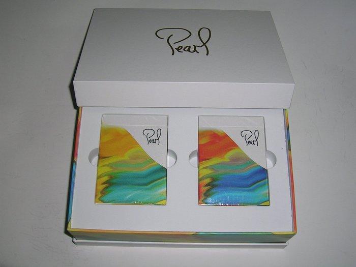 【USPCC撲克】PEARL Playing Cards SUNSET+SUNRISE 珍珠日出日落禮盒套組