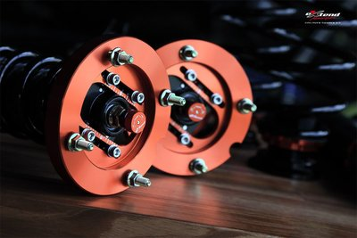 EXTEND RDMP 避震器【MITSUBISHI OUTLANDER】專用 30段阻尼軟硬、高低可調