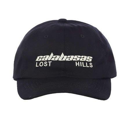 全新商品 YEEZY Calabasas Lost Hills Dad Hat 彎帽沿 帽子