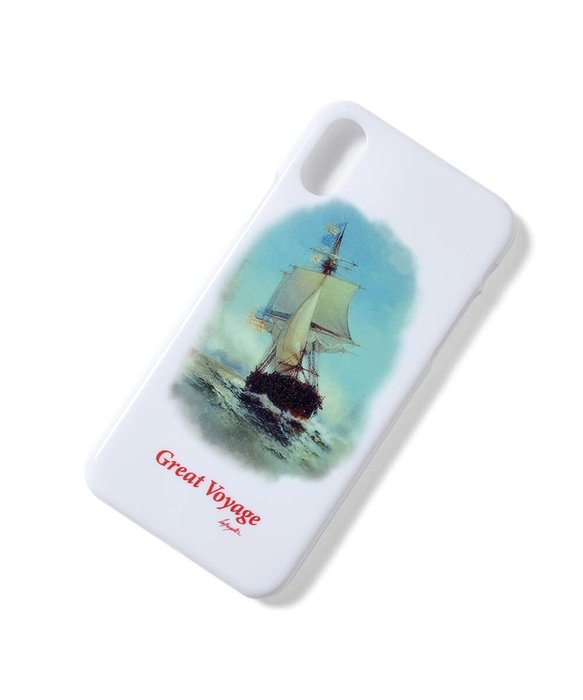 { POISON } LAFAYETTE GREAT VOYAGE IPHONE CASE 6 7 8 X/XS 手機殼