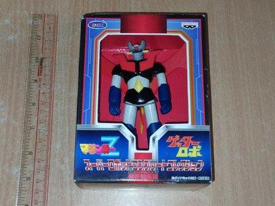 外盒有傷 全新Banpresto Super Robot Mazinger Z (A) Figure 1999 12cm Tall 鐵甲萬能俠 景品 日版