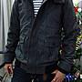 MISHIANA 歐洲休閒品牌 RESERVED 男生款灰色保暖毛呢外套 ( 特價出售 )