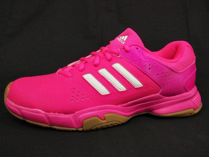 ~高雄大同體育用品社~ 愛迪達Adidas Quickforce 3.1  女羽球鞋