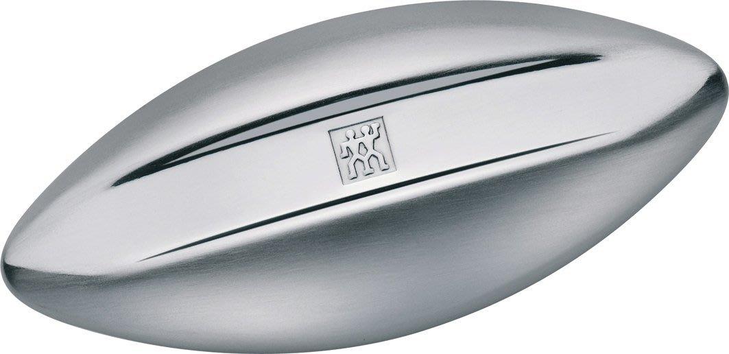 德國 Zwilling 雙人牌 環保 不鏽鋼 去味皂 不鏽鋼肥皂 89003-000