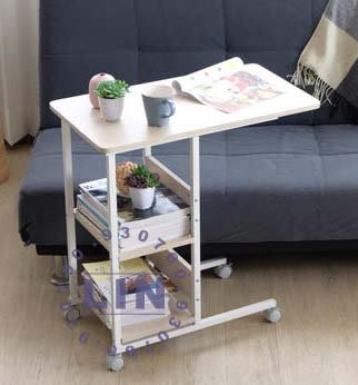 【品特優家具倉儲】S514-01休閒桌邊桌5774NA美學邊桌