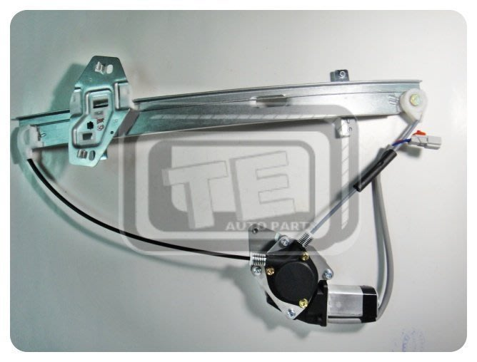 【TE汽配通】HONDA 本田 Accord 雅哥 K9 電動窗升降機 電動升降機 FR 副駕 正廠件