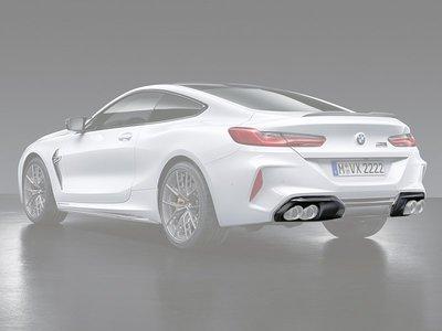 【樂駒】BMW F92 M8 M Performance 原廠 Carbon 碳纖維 空力 輕量化 後下巴 後下擾流