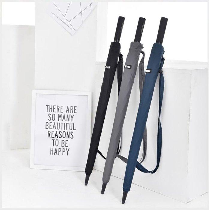 【NoComment】高質感商務型素面長柄自動雨傘 三色 雨衣 ZARAHOME