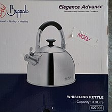 全新3公升Buppalo水煲