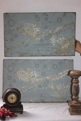 INPHIC-鐵藝裝飾牆飾品 掛壁 壁景 壁畫套2